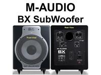 M AUDIO BX SUBWOOFER 10""