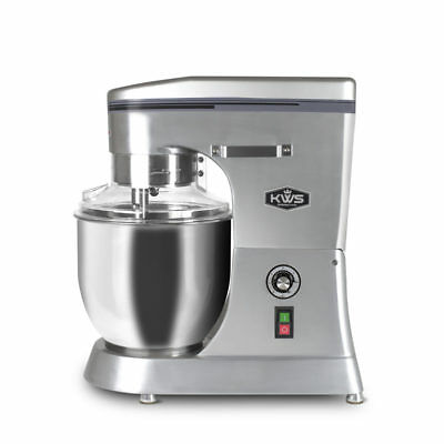 Kws M-b12 Commercial 1400w Stand Mixer 12 Quarts Heavy-duty For Restaurant