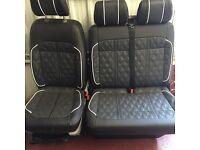VW t5 seats