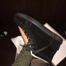 Christian Louboutin high tops