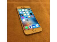 Apple iPhone 6 **UNLOCKED** (16GB) in Immaculate Condition with accessories (+Warranty)