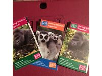 3 x Bristol Zoo Tickets adult or child Christmas holidays and weekends