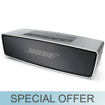 Bose SoundLink Mini Bluetooth Portable Wireless Audio Speaker  System - NEW