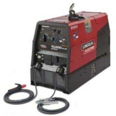 Lincoln K2343-3 Eagle 10000 Plus Welder Generator