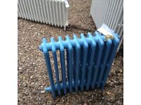 Traditional Radiators Horizontal Cast Iron Style Central Heating MR-002