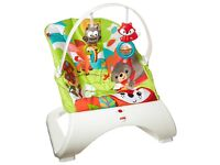 Woodland baby bouncer