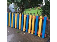 Children's Play Area Fencing