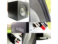 Bowers & Wilkins (B&W) ASW610 Subwoofer (Upgraded Amplifier)