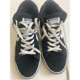 CONVERSE ALL STAR SUEDE - MUST GO TODAY!! OFFERS WELCOME!