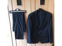 Suit - black two piece