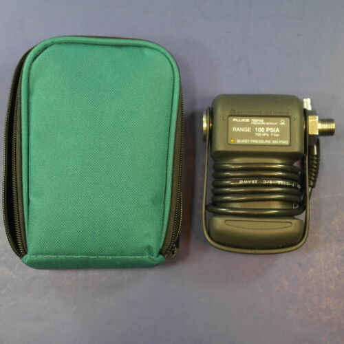 Fluke 700PA6 Pressure Module, Excellent Condition, Soft Carrying Case
