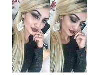 Make up artist (from £25) temp tattoos , cluster eyelashes, eyebrow/eyelash tinting