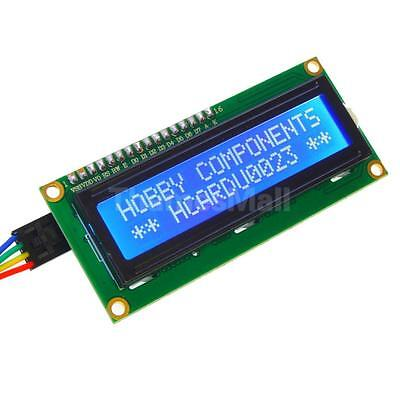 1602 Module For Arduino Compatible Lcd Keypad Shield 2x16 Character Display