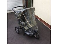 Double Buggy + Accessories