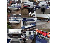 14 foot Dejon boat
