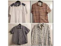 Men's Shirts XL -3 XL in Very Good Condition