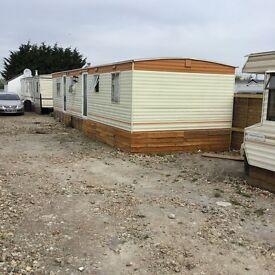 3 bed room static caravan £650 per month