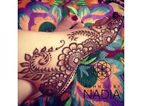 Professional Henna Tattoo / Mehndi Artist for any occasion