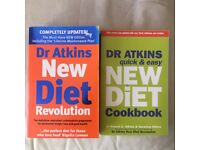 Atkins Diet Book and Cook Book