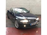 Bmw 323Ci 3 Series Convertible Automatic - Open To Offers