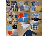 2-3 years boys clothes bundle 47 items