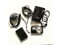 Sony DSC-S980 12.1MP 4x Optical Zoom Camera & Accessories
