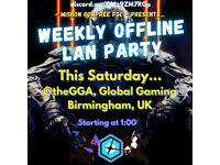 Weekend Gaming MeetUp Group | Mishon Compree - 'LAN Party' Meet | 18.09.21