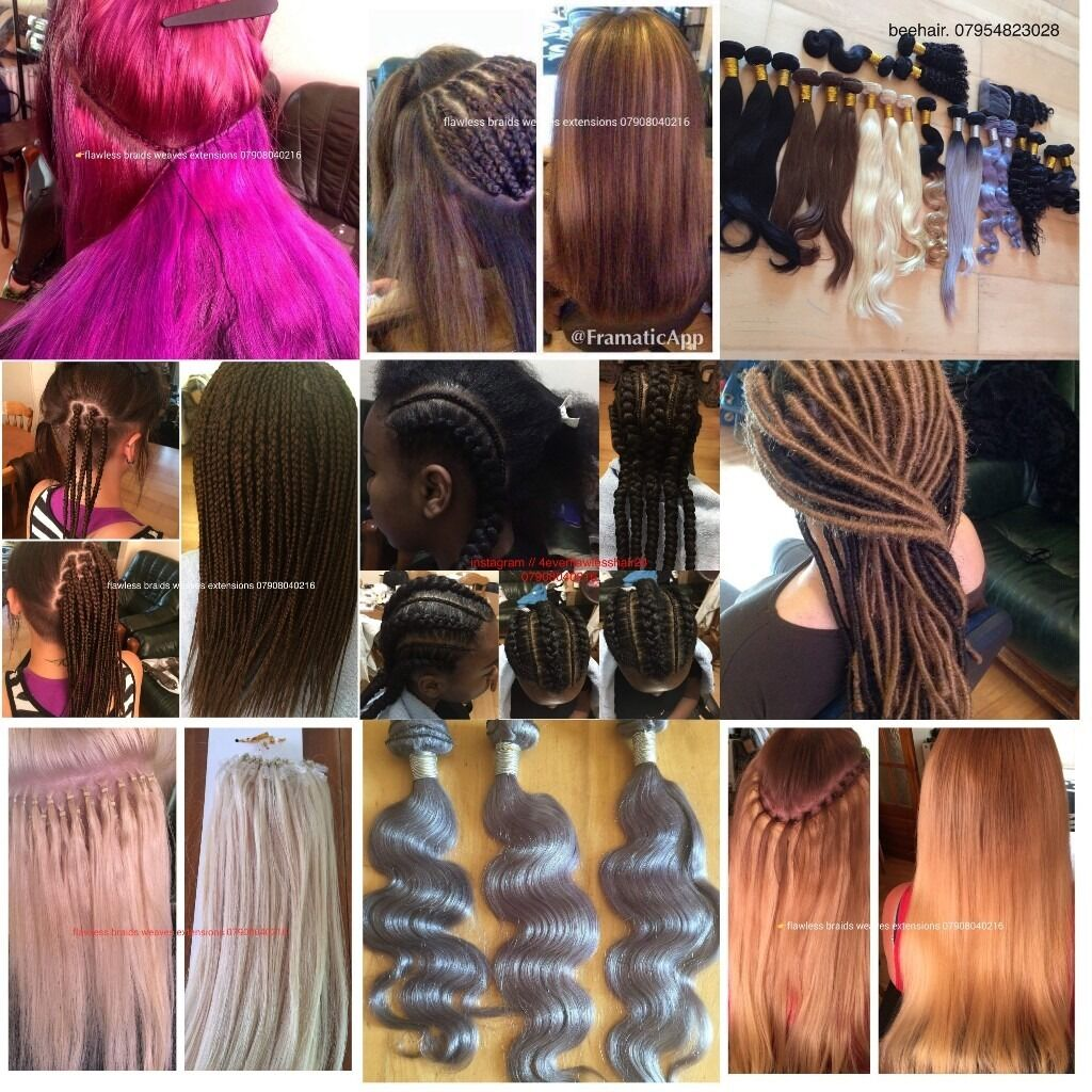 HAIR EXTENSIONS AFRO CARIBBEAN Image 1 Of 9