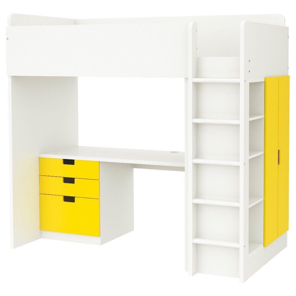 Ihram Kids For Sale Dubai: IKEA Stuva Loft Bed Combo Spare Parts * Excellent