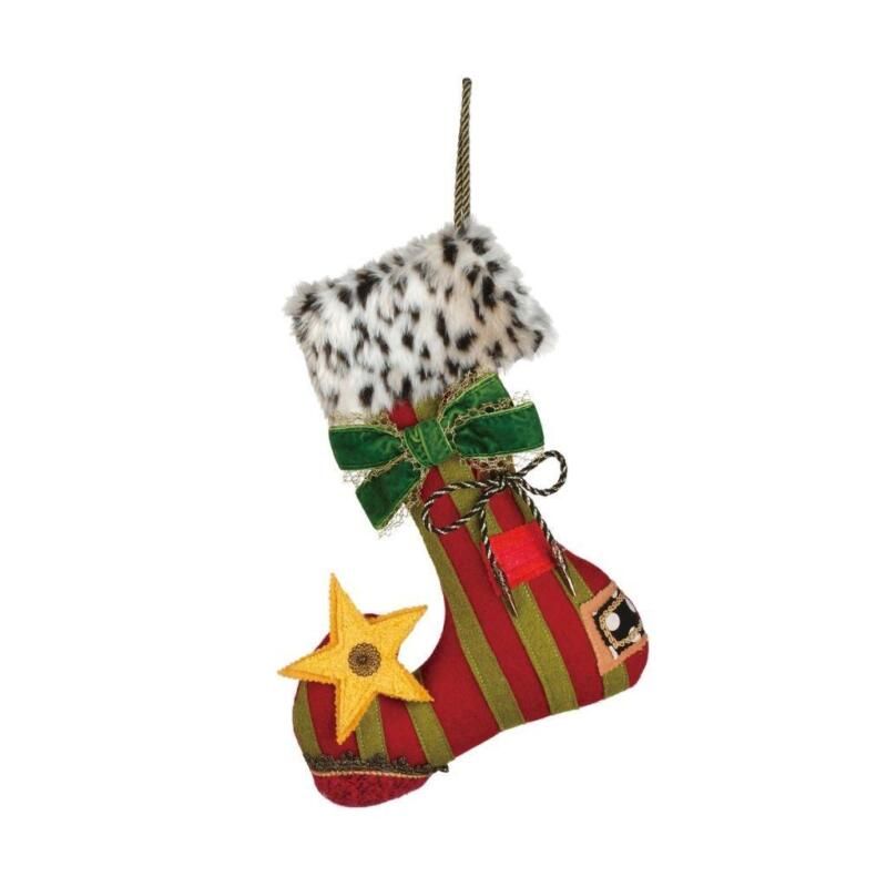 Whimsical Petite Noel Stocking - Christmas - Lenae May Collection - 2020180574