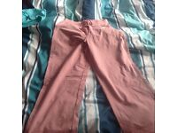 Ladies tracksuit bottoms size M