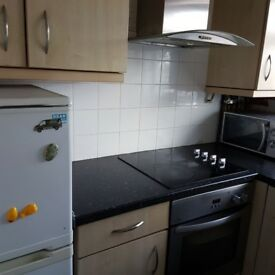 Large double bedroom ,furnished for single or couple, available. Near amenities £480/12 bills