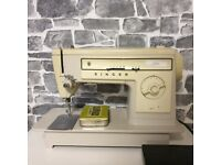 Vintage Singer 507 Zig Zag Sewing Machine