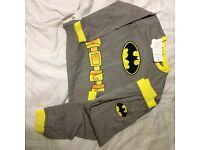 Brand new boys batman pyjamas 4-5 years