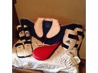 Taekwondo Body Armour