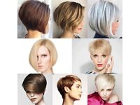 Hair Models Required for Graduated Bob and Short Graduation