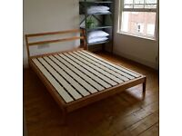 Muji Double Bed Frame