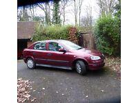 1999 Auto Vauxhall Astra - New MOT