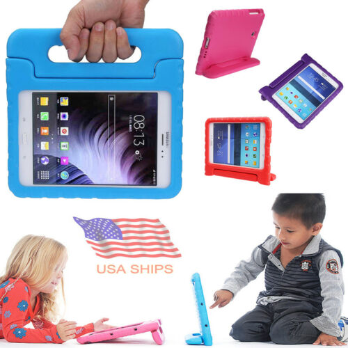 Kids Shockproof EVA Protective Case Stand Carry Cover For Sa