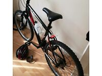 26 inch mountain bike with all accessories