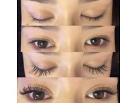 FULL SET OF INDIVIDUAL EYELASH EXTENSIONS