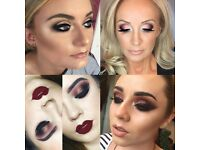 Professional Makeup artist (Fully qualified) GLASGOW