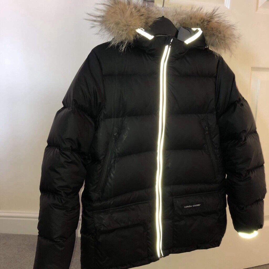 f1afb68d8b Canada Goose Oliver Coat Age 18 (XL) (women s size 6-8) black