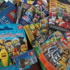 Lego bags