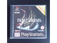 Dino Crisis for the Sony Playstation 1