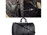 Louis Vuitton travel / Gym bag