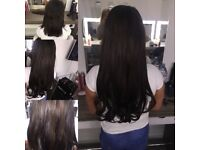 Looking for hair extension models will only pay price of hair 10 years experiance