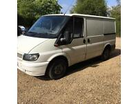 2 ford transits for sale £500 each no offers at all