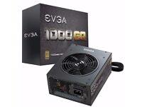 EVGA 1000GQ 1000W 80 Plus GOLD Certified Modular PSU Power Supply