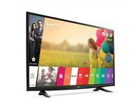 LG 43UJ630V 43 inch 4K Ultra HD HDR Smart LED TV Freeview Play